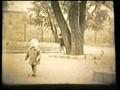 Сад при ДК 50 лет Октября в 1972 году.