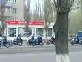Проезд мотофорума в районе остужевского кольца